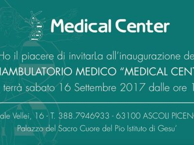 poliambulatorio Medical Center Ascoli Piceno