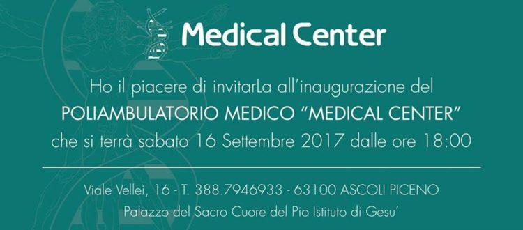 poliambulatorio Medical Center Ascoli Piceno